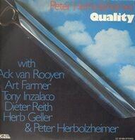 Peter Herbolzheimer - Quality