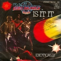 Peter Jacques Band - Is It It