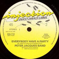Peter Jacques Band - Mexico (Remix)