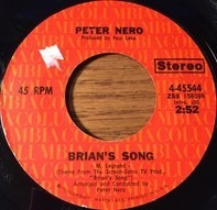 Peter Nero - Brian's Song / Just For Her