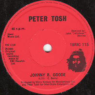 Peter Tosh - Johnny B. Goode / Peace Treaty