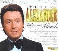 Peter Alexander - Sag' Es mit Musik