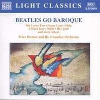 Peter Breiner and Chamber Orchestra - Beatles Go Baroque