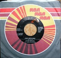 Peter Brown - Baby Gets High / The Love Game