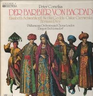 Peter Cornelius - Der Barbier von Bagdad, Erich Leinsdorf, London