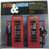 Peter & Gordon with Geoff Love & His Orchestra - I Go to Pieces