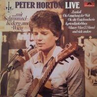 Peter Horton - Live ..Mit Schmunzelliedern Aus Wien