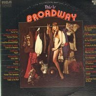 Peter Nero, Ed Ames a.o. - This is Broadway