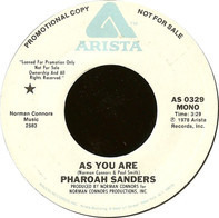 Pharoah Sanders - As You Are