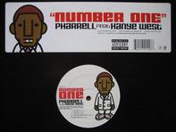 Pharrell Williams, Kanye West - Number One