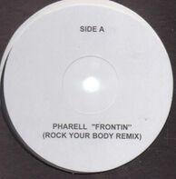 Pharrell Williams, Jennifer Lopez - Frontin / Jenny From The Block