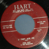 Phil Cay & The Blue Notes - Meet Me In The Barnyard