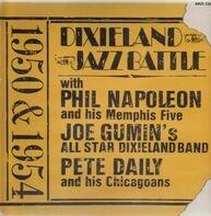 Phil Napoleon / Joe Gumin / Pete Daily - Dixieland Jazz Battle - 1950 & 1954