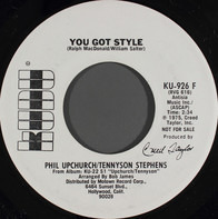 Phil Upchurch / Tennyson Stephens - You Got Style / Ave Maria