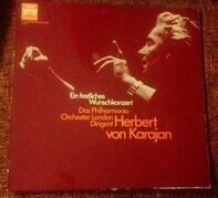Philharmonia Orchester London, Herbert von Karajan l - Ein Festliches Wunschkonzert