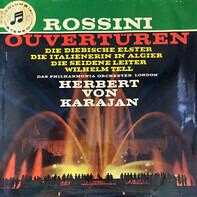 Philharmonia Orchestra / Karajan - Rossini Ouvertüren