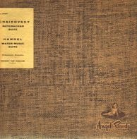 Philharmonia Orchestra , Herbert von Karajan - Water Music Suite - Nutcracker Suite
