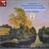 "Philharmonia Orchestra , István Kertész , Hans Richter-Haaser , Wolfgang Amadeus Mozart - Piano Concertos  No.17 In G Major K. 453 No.26 In D Major K. 537 "" Cornation"""