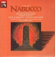 Philharmonia Orchestra Conduced By Riccardo Muti & The Ambrosian Opera Chorus - Nabucco (Extraits)
