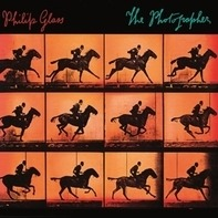 Philip Glass - Photographer