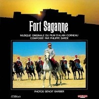 Philippe Sarde - Fort Saganne (Musique Originale Du Film D'Alain Corneau)