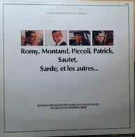 Philippe Sarde - Romy, Montand, Piccoli, Patrick, Sautet, Sarde, Et Les Autres