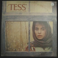 Philippe Sarde - Tess - Music From The Original Motion Picture Soundtrack