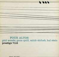 Phil Woods / Gene Quill / Sahib Shihab / Hal Stein - Four Altos