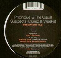 Phonique - Suspicious E.P.