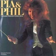 Pia Zadora With The The London Philharmonic Orchestra - Pia & Phil