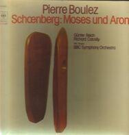 Arnold Schoenberg - Pierre Boulez - Moses & Aron