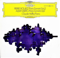 Pierre Boulez / Alban Berg - Piano Sonata No.2 / Piano Sonata Op.1