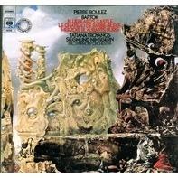 Boulez, Bartók - Bluebeard's Castle (Troyanos, Nimsgern)