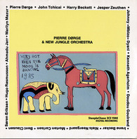 Pierre Dörge & New Jungle Orchestra - Even The Moon Is Dancing