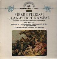 Pierre Pierlot, Jean-Pierre Rampal - Mozart, Hoffmeister
