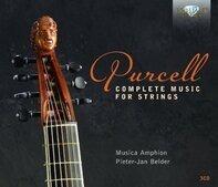 Purcell - Complete Music for Strings (Pieter-Jan Belder)
