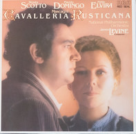 Pietro Mascagni - Renata Scotto , Placido Domingo , Pablo Elvira , National Philharmonic Orchestra - Cavalleria Rusticana