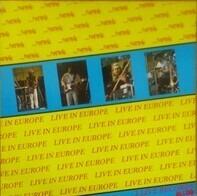 Piirpauke - Live In Europe