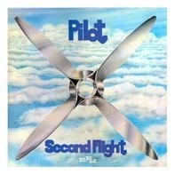 Pilot - Second Flight