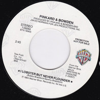 Pinkard & Bowden - I Lobster But Never Flounder / Mail Order Dog