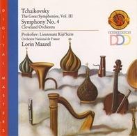 Tchaikovsky (Ormandy) - Symphony No. 4