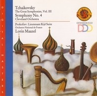 Pyotr Ilyich Tchaikovsky - Leonard Bernstein , The New York Philharmonic Orchestra - Symphony No. 4