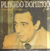 Placido Domingo , Coro Titular Del Teatro Lírico Nacional , Orquesta Sinfónica De Madrid , Manuel M - Romanzas De Zarzules