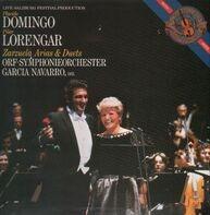 Placido Domingo, Pilar Lorengar - Zarzuela Arias & Duets