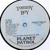 Planet Patrol - Cheap Thrills