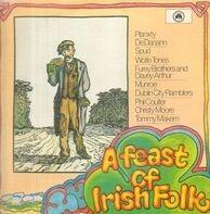 Planxty, DeDanann, a.o. - A Feast Of Irish Folk