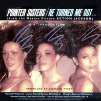 Pointer Sisters - He Turned Me Out