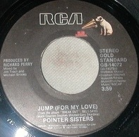 Pointer Sisters - Jump (For My Love) / Automatic
