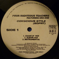 Poor Righteous Teachers featuring KRS-One - Conscious Style