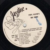 Pops Foster - Big Eight
